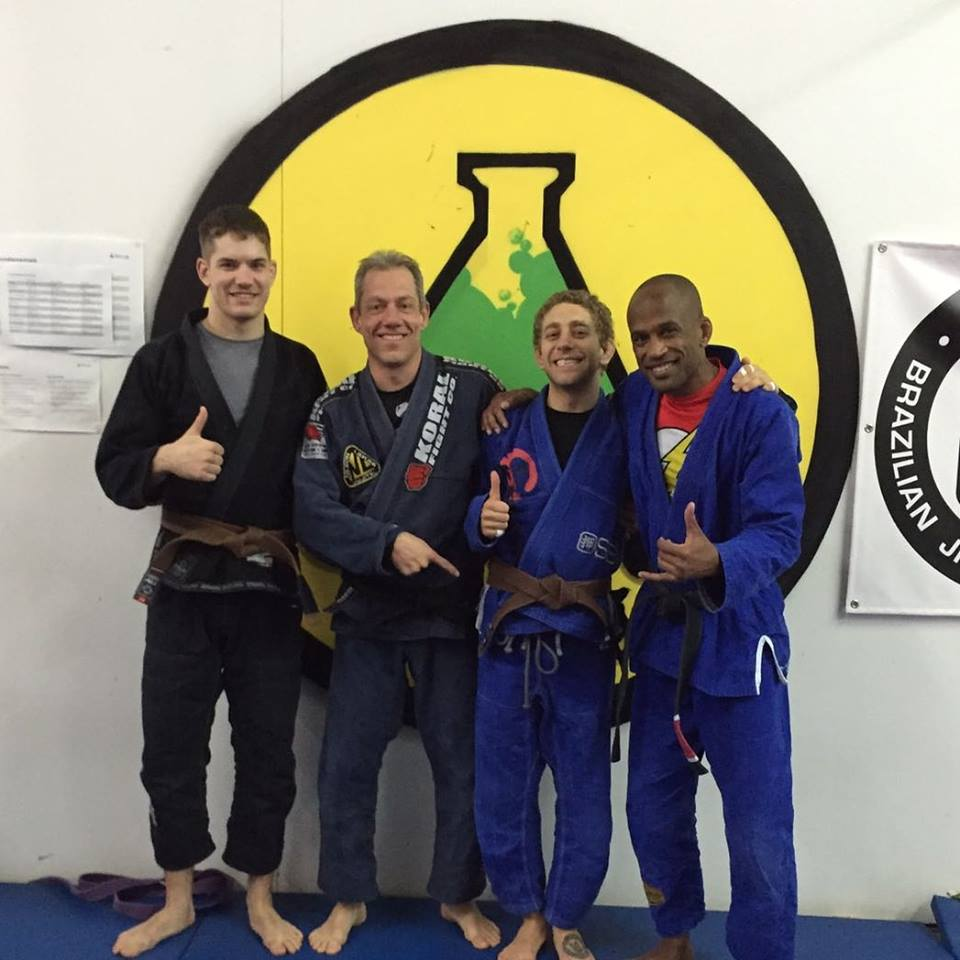 Sevi brown belt